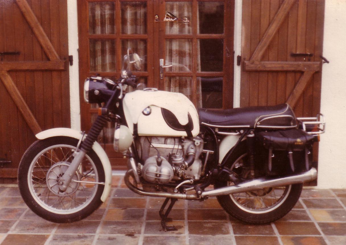 BMW R 75/5 1972